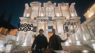 SIBOURNE #2 Mahmut Orhan B2B Sezer Uysal @ Efes Antik Kenti / İZMİR