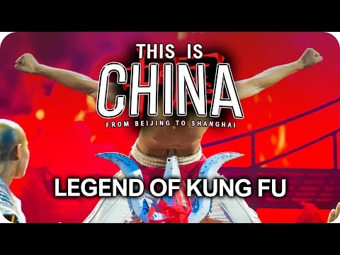 Legend of Kung Fu (Red Theatre, Beijing) | This is China (Day 2)
