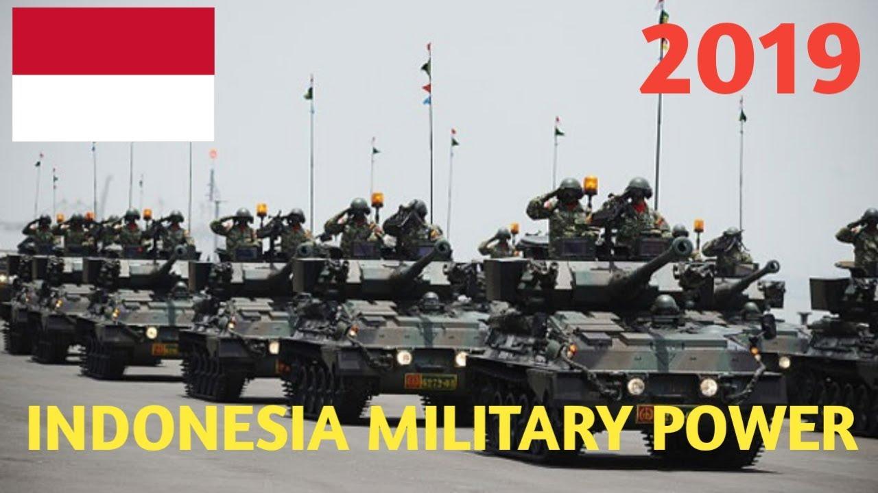 Dangerous! Indonesian Military Power (TNI) National Army ...  Indonesian Military Strength