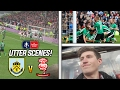 FIGHTS. DRAMA. SCENES. CUP MAGIC! - BURNLEY 0-1 LINCOLN FA CUP SHOCK VLOG!!