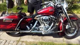 Harley Davidson Road King M Jigawatt LB600 Batteri