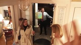 Surprising Mom for Christmas