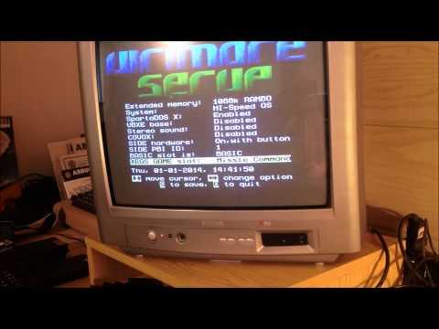 Atari 800XL - Hardwarevorstellung: Ultimate 1MB