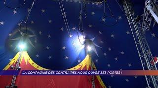 Yvelines | La compagnie des Contraires nous ouvre ses portes !