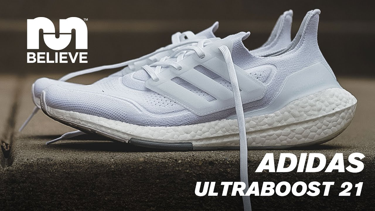 Adidas Ultraboost 21 Performance Review » Believe in the Run