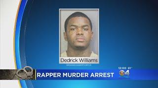 Arrest Made In Murder Of Rapper XXXTentacion