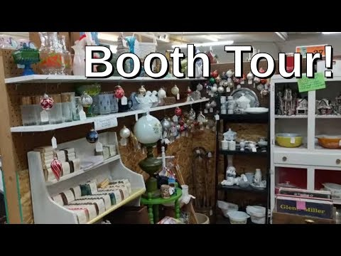 Booth Tour and Craft Time