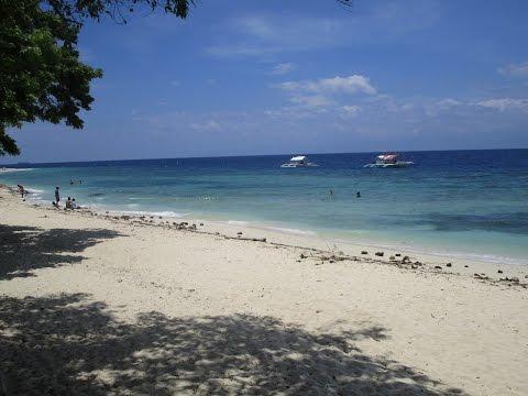 WHITE BEACH Panagsama, Moalboal Cebu Island ~ Philippines Tourism ~ My Motorcycle Adventures