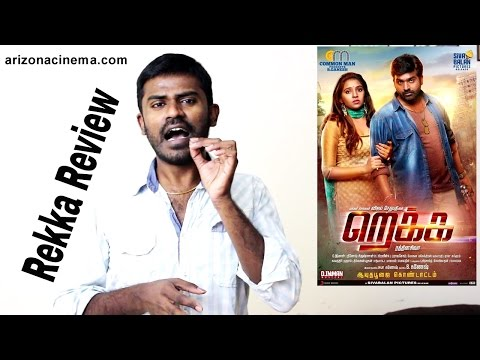 Rekka review by Susi