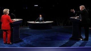 US Presidential Debate: