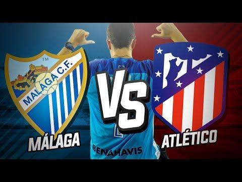 Málaga CF vs Atlético de Madrid (0-1) | Jornada 23 Liga Santander 2017/18 | Post-Partido