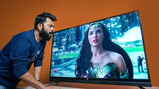 "DAIWA 49"" 4K UHD ANDROID SMART TV REVIEW 📺📺 Quantum Luminit with HDR 10 Support!!"