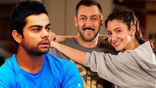 Anushka Sharma DITCHES Virat Kohli For Salman's SULTAN
