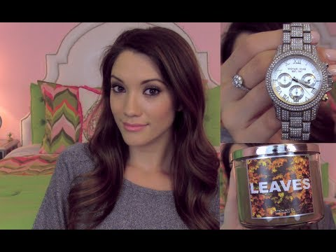 Time to Shine! Fall Haul & Giveaway ♡ | Blair Fowler - YouTube