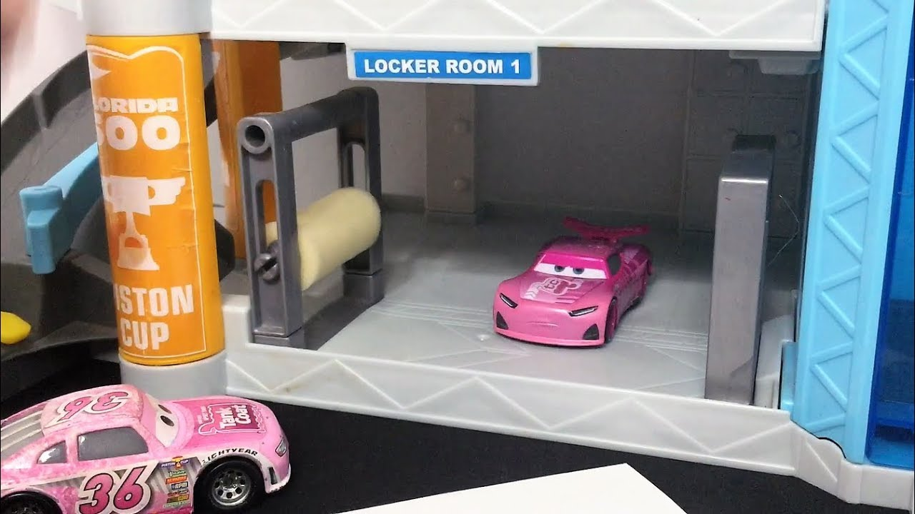 cars 3 random adventures reb meeker 39 s brother youtube. Black Bedroom Furniture Sets. Home Design Ideas