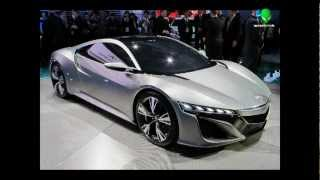 New Concept Cars Released  2012