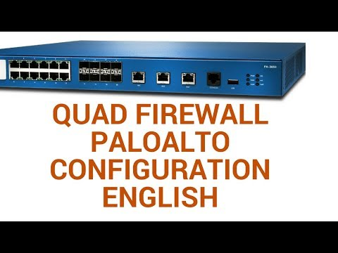 Quad Firewall | Paloalto demo | Dont Limit Yourself Join Batch