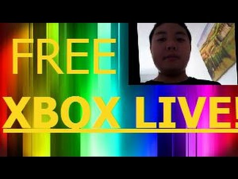 How to make a free Xbox 360 live account (100 works)