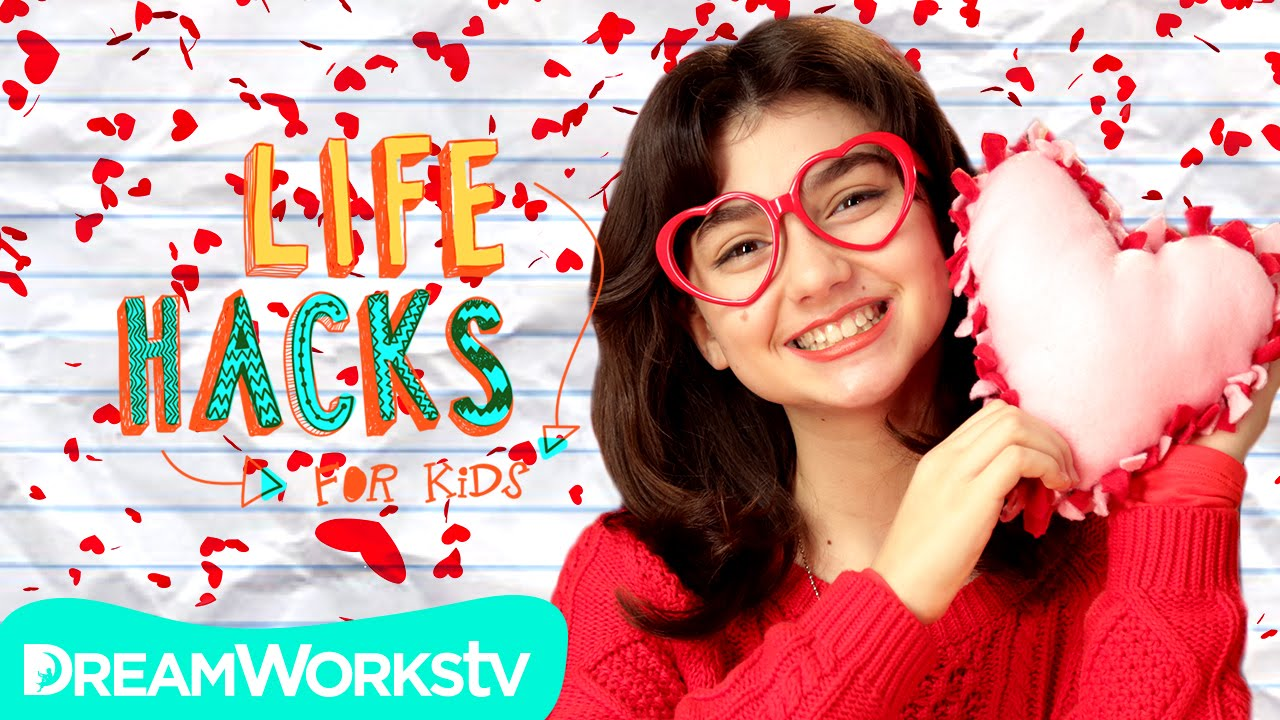 Valentine S Day Hacks Life Hacks For Kids Youtube