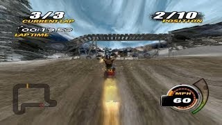 Nitrobike | Dolphin Emulator 4.0.1 [1080p HD] | Nintendo Wii