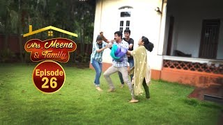 Mrs. Meena & Family - Konkani Serial│Episode 26│Daijiworld Television
