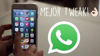 El Mejor Tweak Para WhatsApp - Maudricio