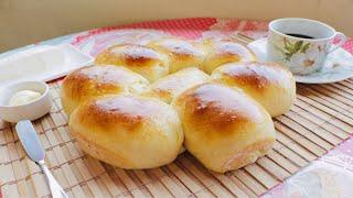 Receita de Pãozinho Simples – Super Fácil