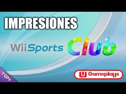 Impresiones Wii Sports Club | Wii U | Español HD