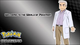 Pokémon The Origins - Welcome to the World of Pokémon! (HD)