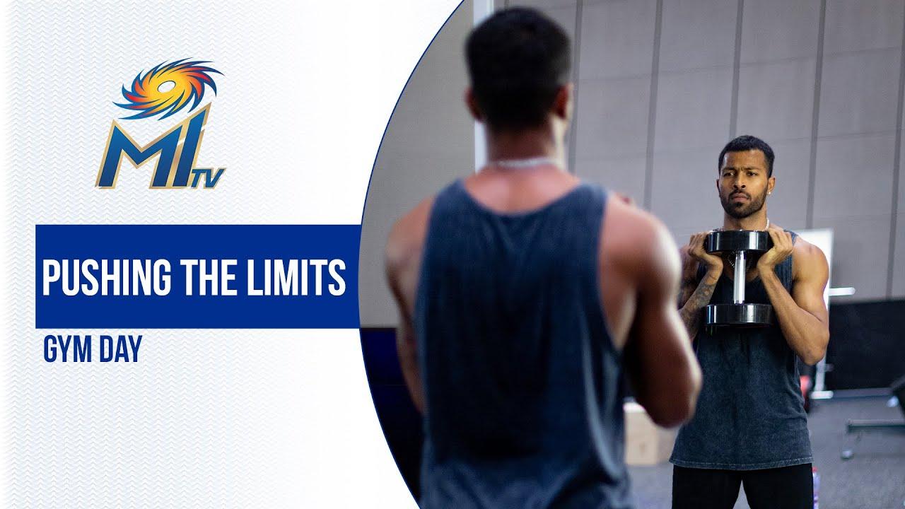 We become stronger together! | टीम ने की जिम में मेहनत | Dream11 IPL 2020