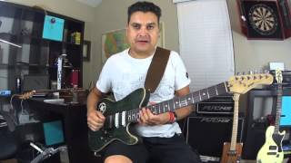 Dylanpickups Stratocaster and CenterPunch Humbucker in a Killer B Episode 51