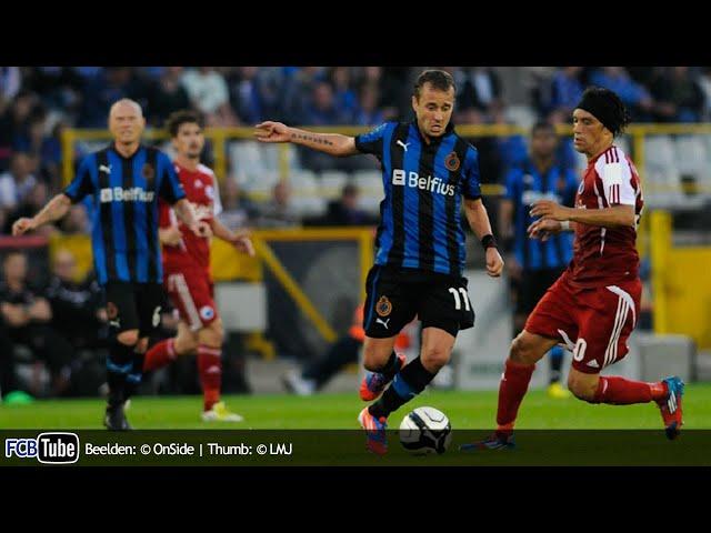 2012-2013 - Champions League - 02. 3de Voorronde - Club Brugge - FC Kopenhagen 2-3
