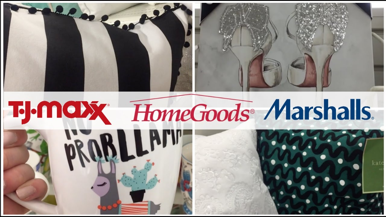 Shop With Me 2017 At Homegoods Marshalls Tjmaxx Home Decor 8 Homegoods 06