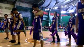 AEON Credit Technology Systems CheerDance Competition 2011 - Violet Team