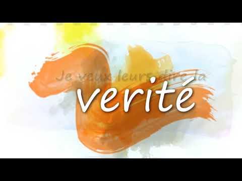 Salatiel - La Femme De Ma Galère [Karaoke Lyric Video]