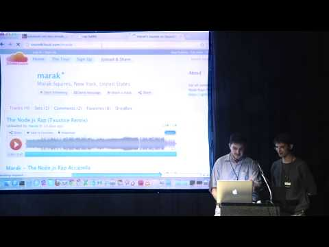 James Halliday: Freestyle RPC for node