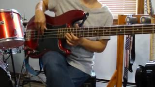 Tóc Em Đuôi Gà - QLinh : bass cover