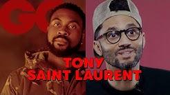 Tony Saint Laurent juge le rap français : Booba, Orelsan, Niska… | GQ