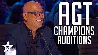 Скачать The Champions On America S Got Talent 2019 Auditions WEEK 3 Got Talent Global