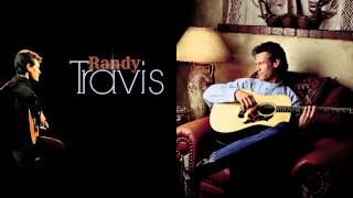 Randy Travis-Hard Rock Bottom of Your Heart