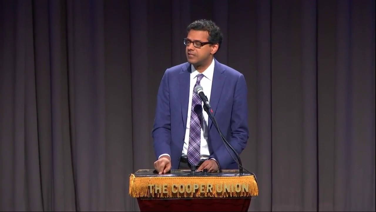 Dr. Atul Gawande Speaks about the Changing Human Life Span ...