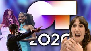 ¡REACCIÓN FINAL OT 2020 EN DIRECTO😱! NO LO SUPERO💔