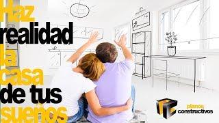 Cómo plasmar tus  ideas para construir la casa de tus sueños