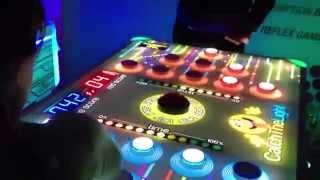 Catch The Light  Speed & Reflex Game for Event & Party Hire