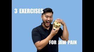 3 Exercises to Stop Jaw Poppin…