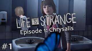 Life is Strange Episode 1: Chrysalis (Part 1)