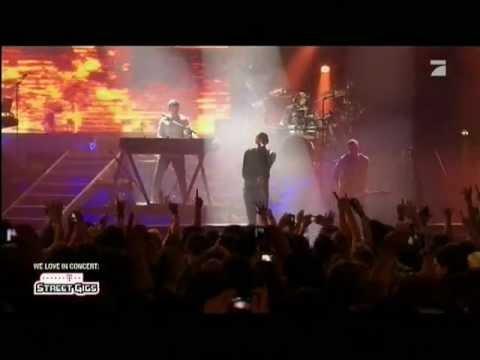 LinkinPark live 2012 Germany Berlin somewhere I belong & new divide [Telecom Street Gigs]