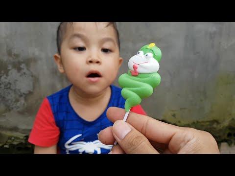 Trò Chơi Đồ Chơi Khu Vườn Bất Ngờ ❤ ChiChi ToysReview TV ❤ Bạn Ken Vui Nhộn