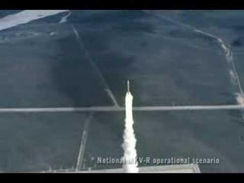 ABM Multiple Kill Vehicle Raytheon (MKV-R)