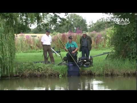 Alan Scotthorne - Using Carp Bungee